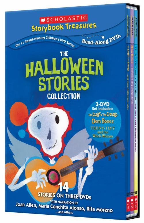 Scholastic Storybook Treasures Halloween