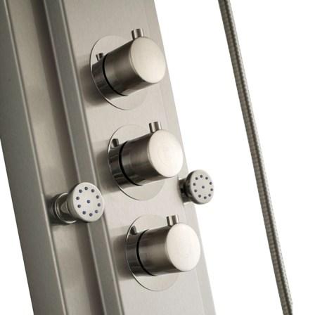 8008 Shower panel