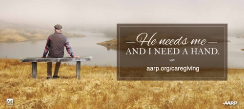 AARP CareGiver Resources #ThanksProject