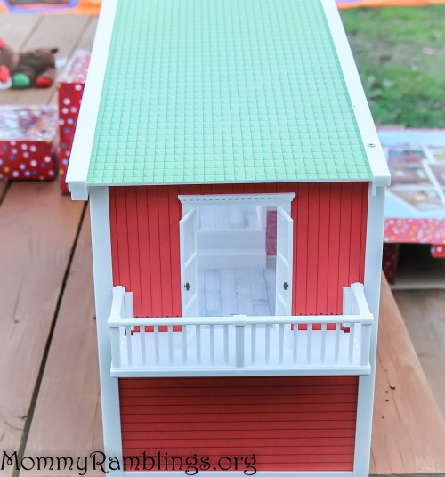 Lundby Smaland Swedish Design Doll House Review & Holiday