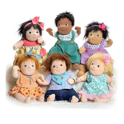Little Rubens Barn Party Collection Doll
