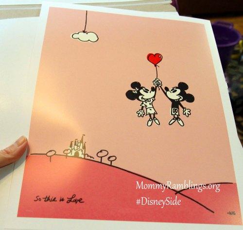 Disney Side Posters