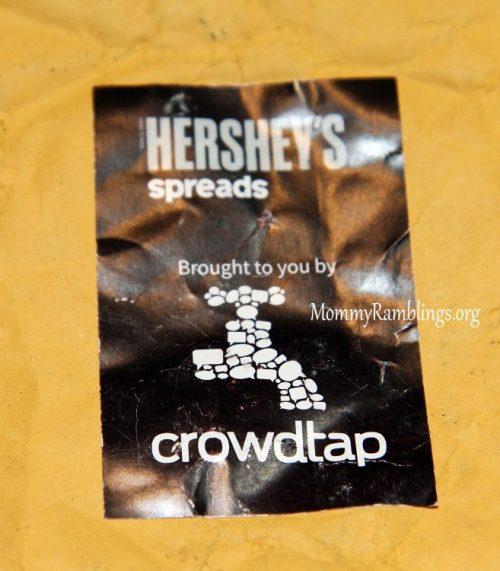 Hershey's Label Crowdtap