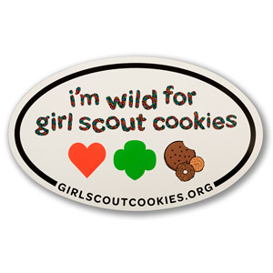 cookie car magnet #CookieBoss
