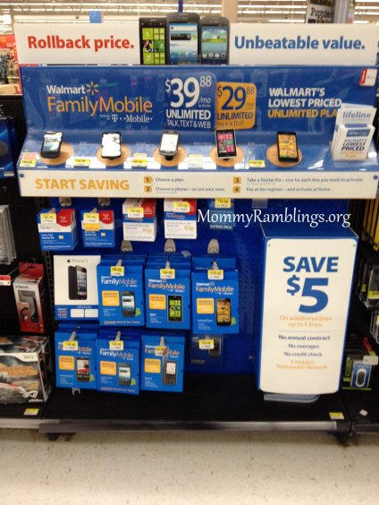 Family Mobile In Store 2 #FamilyMobile  #Shop #cbias