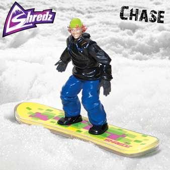 Shredz Chase