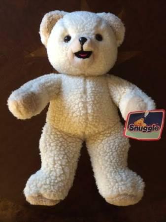 snuggle bear antique