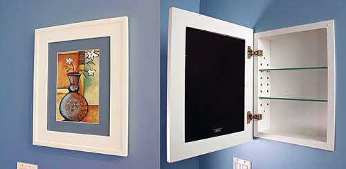Concealed Cabinet image