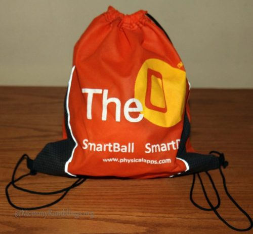 TheO SmartBall In Bag