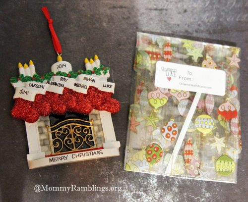 Ornaments with Love 2014 2