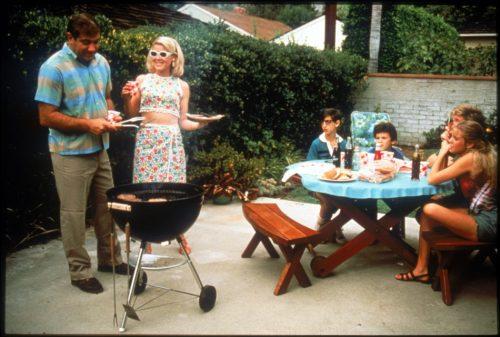 Wonder Years Family BBQ