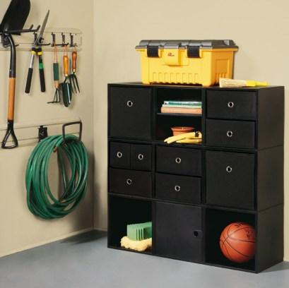 iCube Garage-storage-system