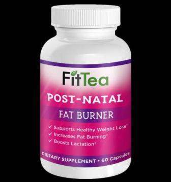 FitTea PostNatal Fat Burner