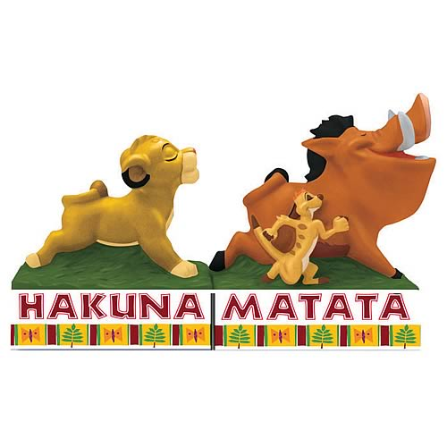 Lion King-Hakuna-Matata-Salt-Pepper-Shakers