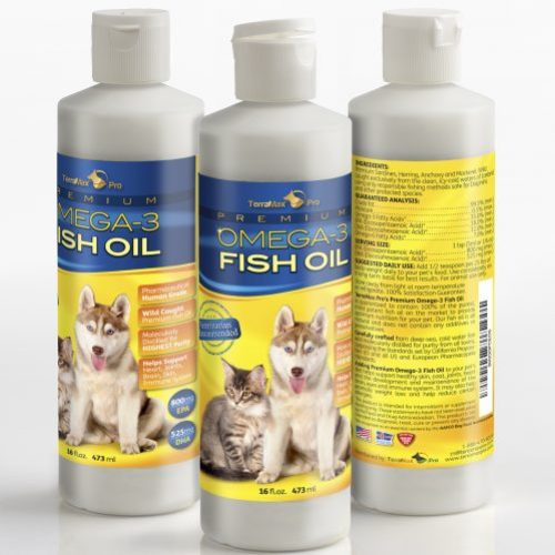 Omega 3 Fish Oil For Dogs