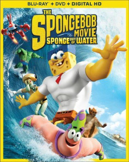 spongebob bluray