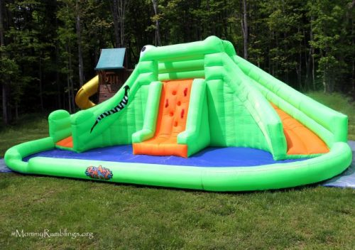 Crocodile-Isle-Water-Park-Blast-Zone-Inflatable-Slides