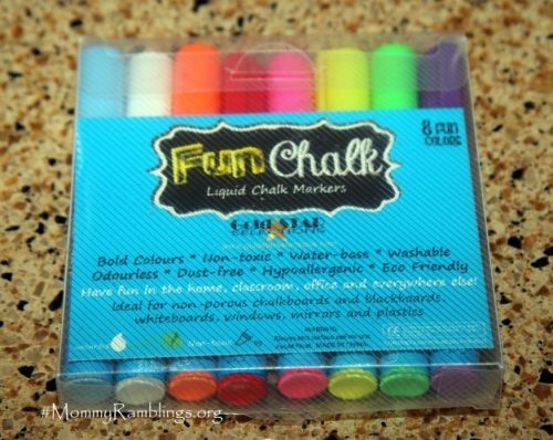 Fun Chalk Box