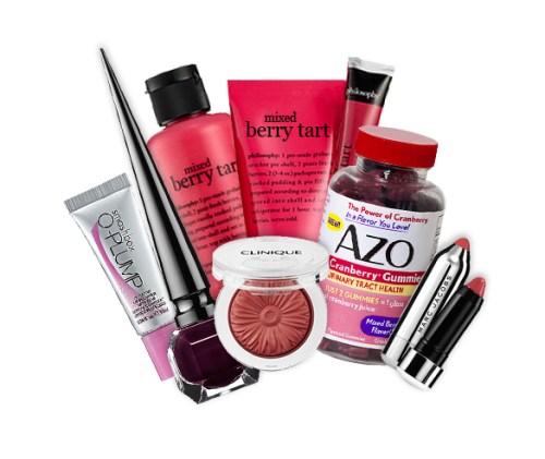 Sephora Azo Berry Sweepstakes