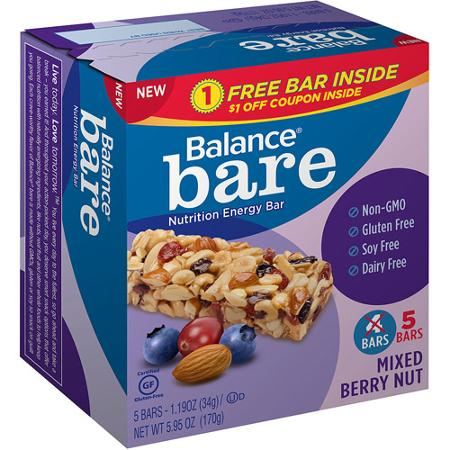 balancwe bar box friut
