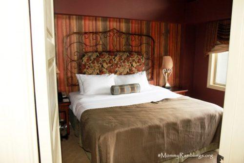 Crystal Springs Resort-Bedroom