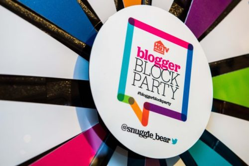 HGTV Block Party Sign