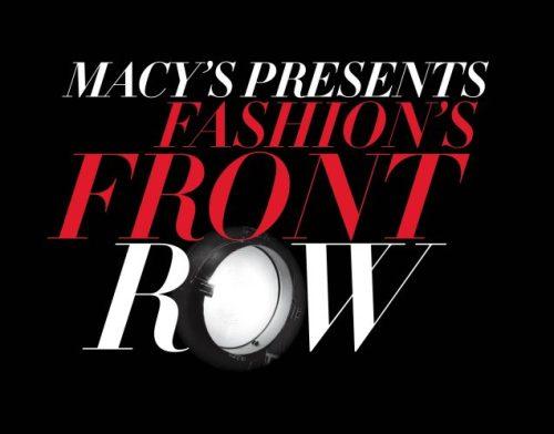 Macy's Front Row