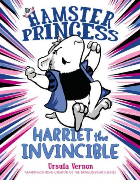 Hamster Princess Book
