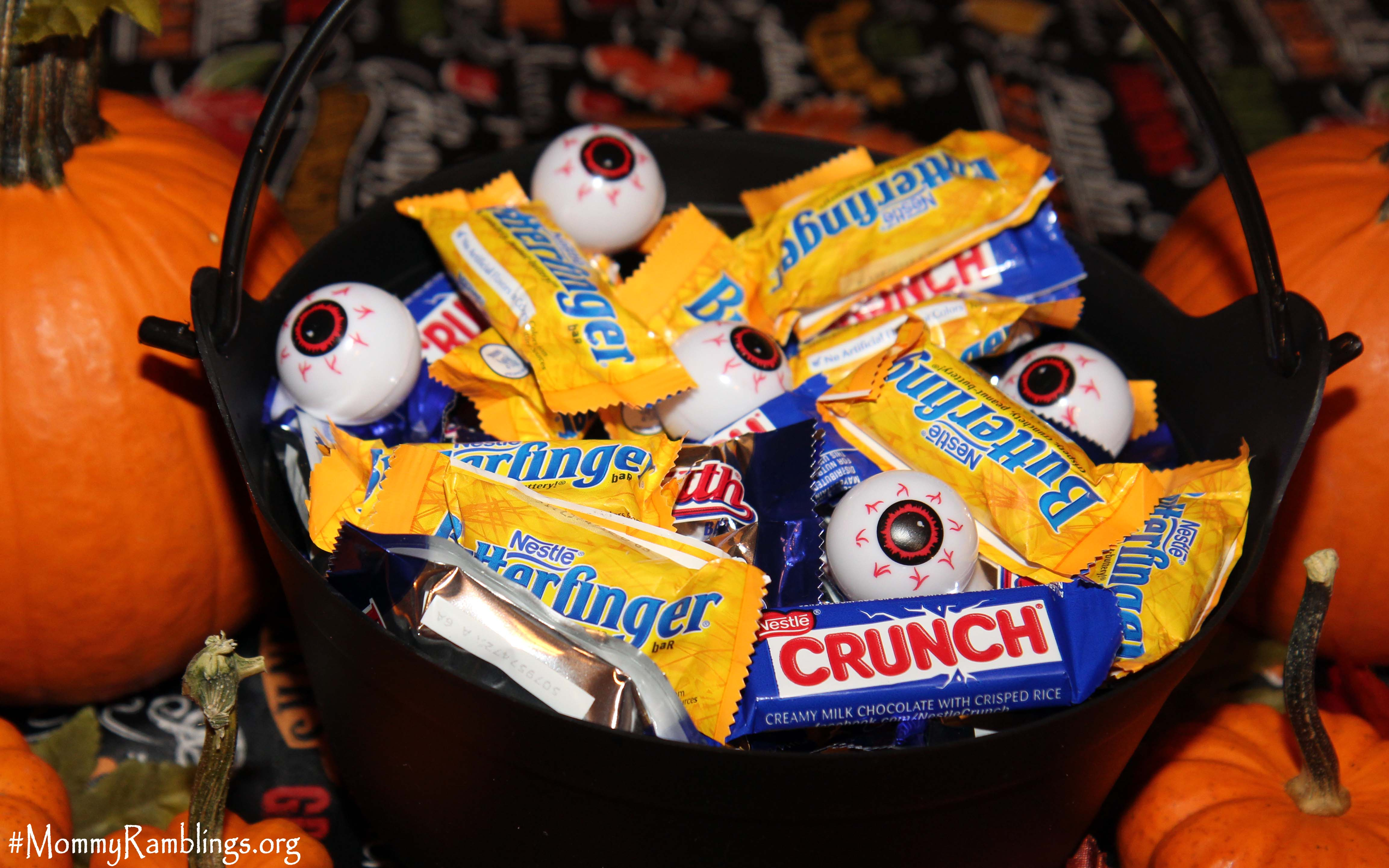 Make Halloween A Day Full of #Treats4All