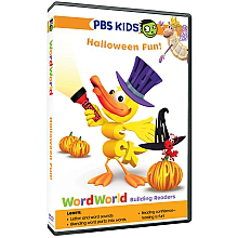 wonderworld halloween dvd