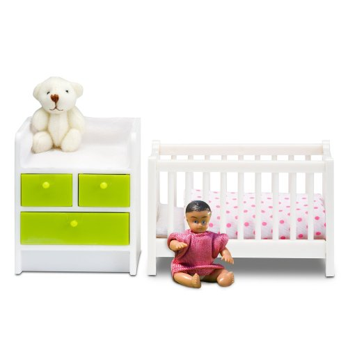 Lundby Baby Furniture