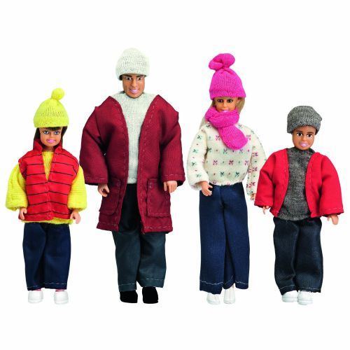 Lundby Winter Family