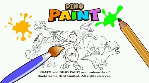 kuato dino paint