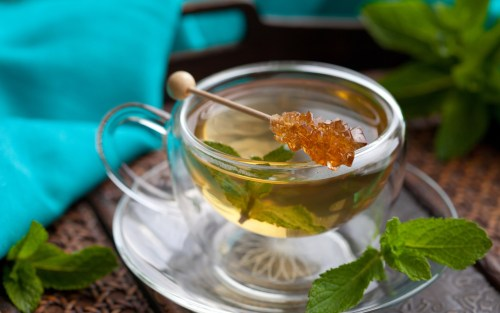 GREEN TEA CUP SUGAR