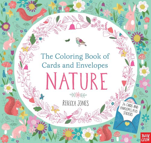coloring book Nature