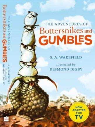 Bottlesnikes Gumbles book