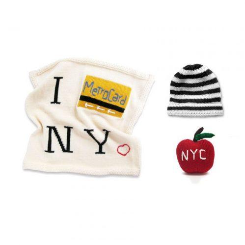 organic-mta-metrocard-baby-blanket-gift-set