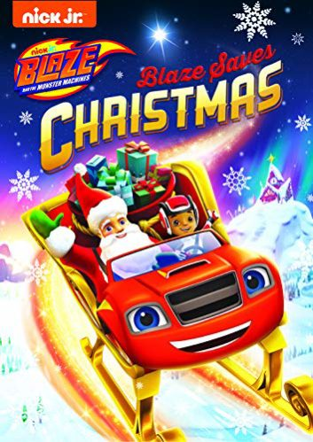 Blaze and the Monster Machines Save Christmas