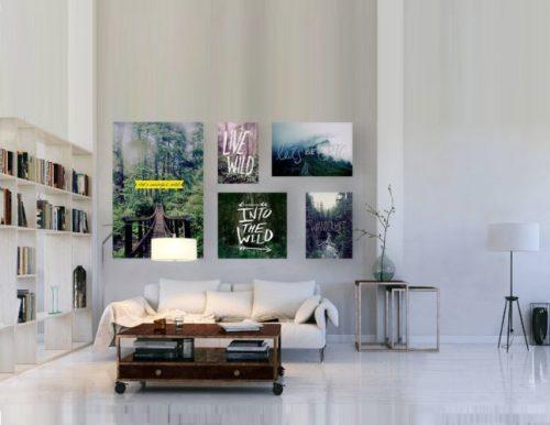 Canvas Discount Wall Decor