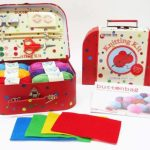 Buttonbag Learn To Knit Kit