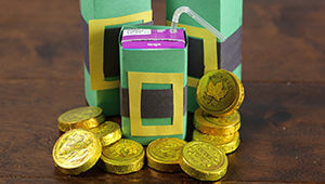 St. Patrick's Day Crafts by Juicy Juice