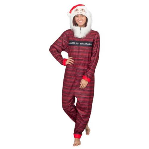 Christmas Jumpsuit Pajamas.Christmas In July At The Ugly Christmas Sweater Giveaway