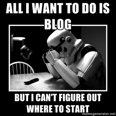 The Life Cycle of a Blog Post