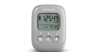 Omron Pedometer Giveaway | Mommy Runs It