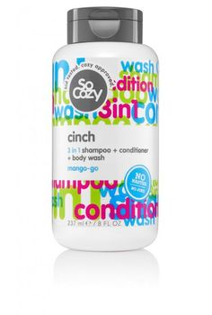 SoCozy Collection - Salon Quality Hair Care for Kids!  | Mommy Runs It  #2014HGG