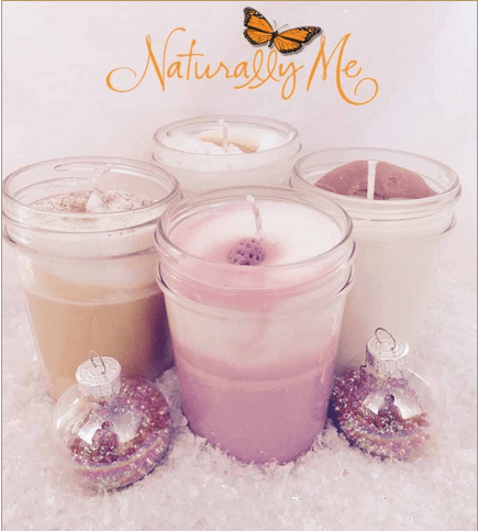 Naturally Me Candles – Holiday Gift Guide + Giveaway