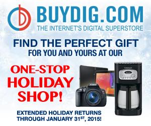 BuyDig.com   Win an LG 42-Inch Television   Mommy Runs It
