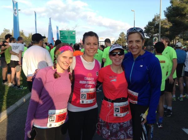 The Run-Walker's Guide to the Jerusalem Marathon   Mommy Runs It