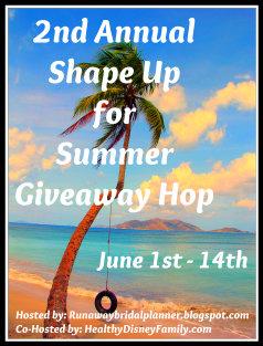 SaltStick Giveaway + Summer Blog Hop | Mommy Runs It