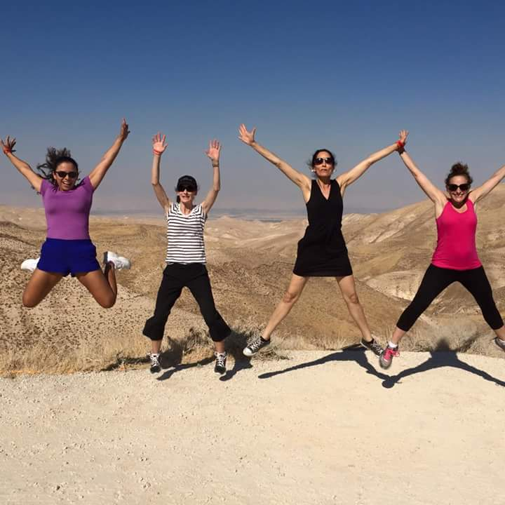 Visiting Israel: Around the World in 80 Days (Twice)